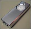 Hand-made iPod Shuffle case
